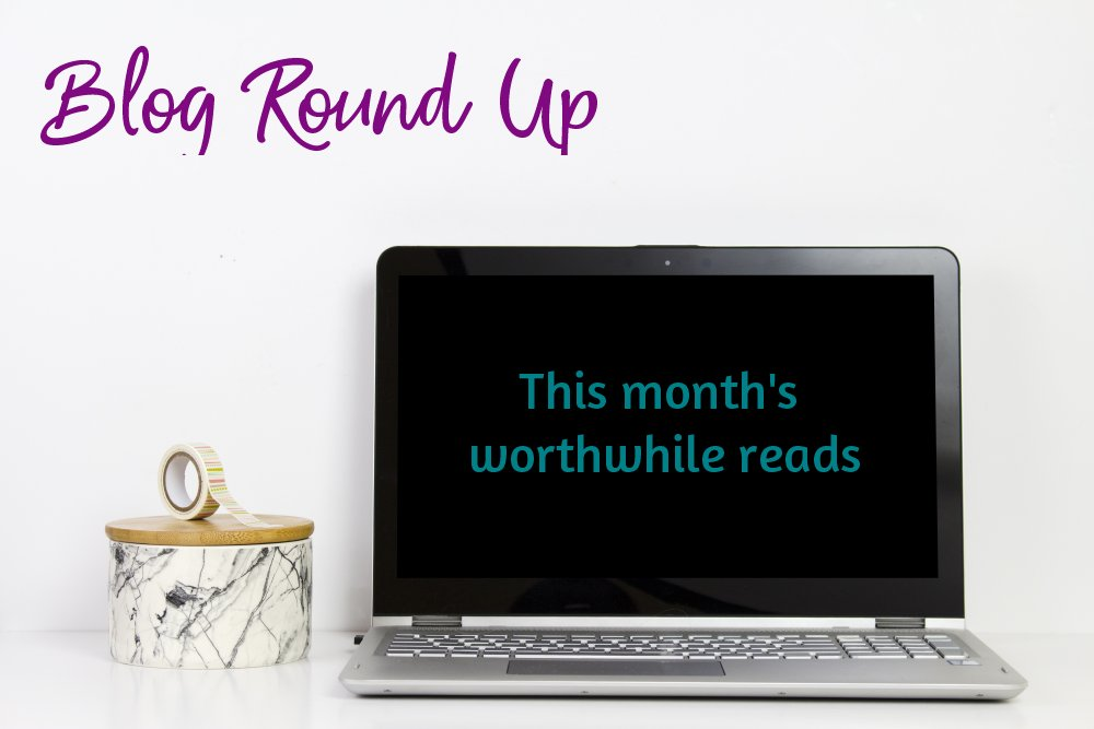 April Blog Round Up